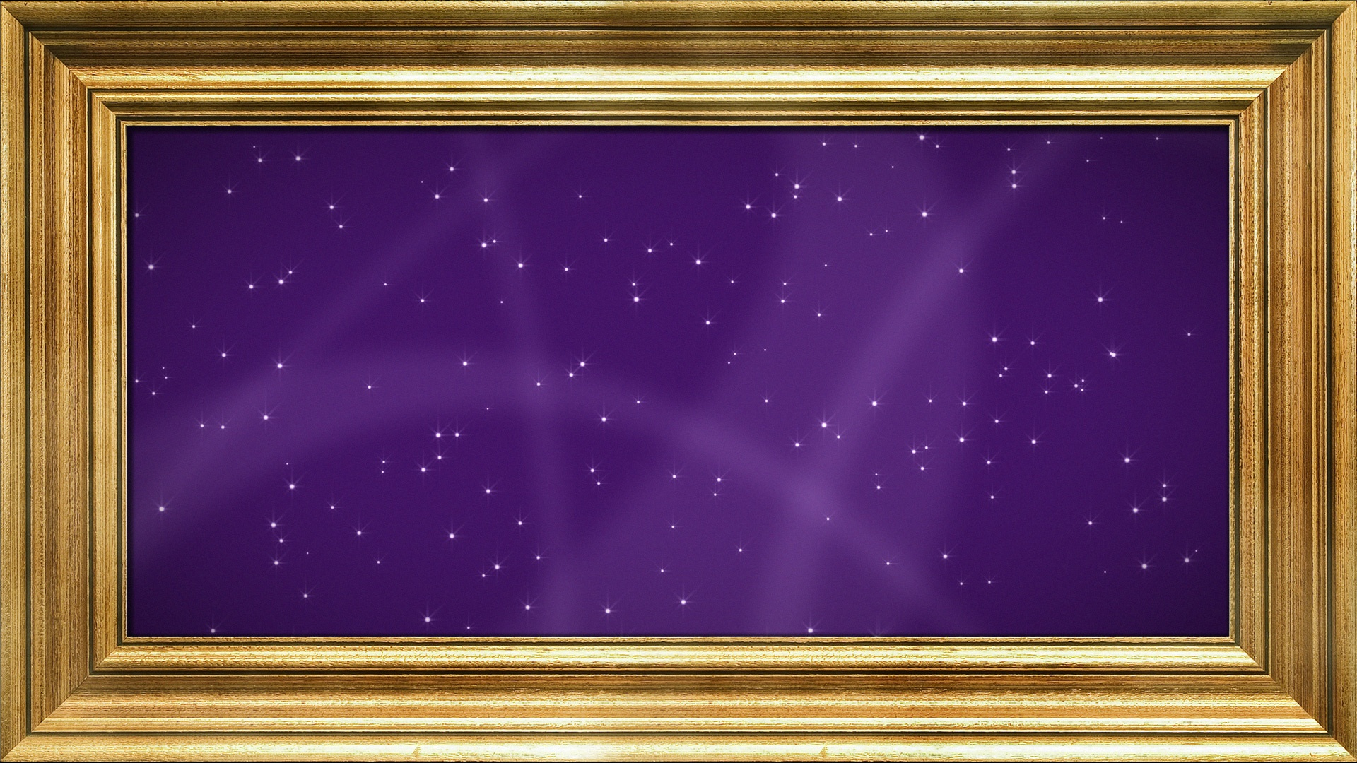 Picture frame text personalised animations to suit every gold plain frame with purple background jeuxipadfo Images