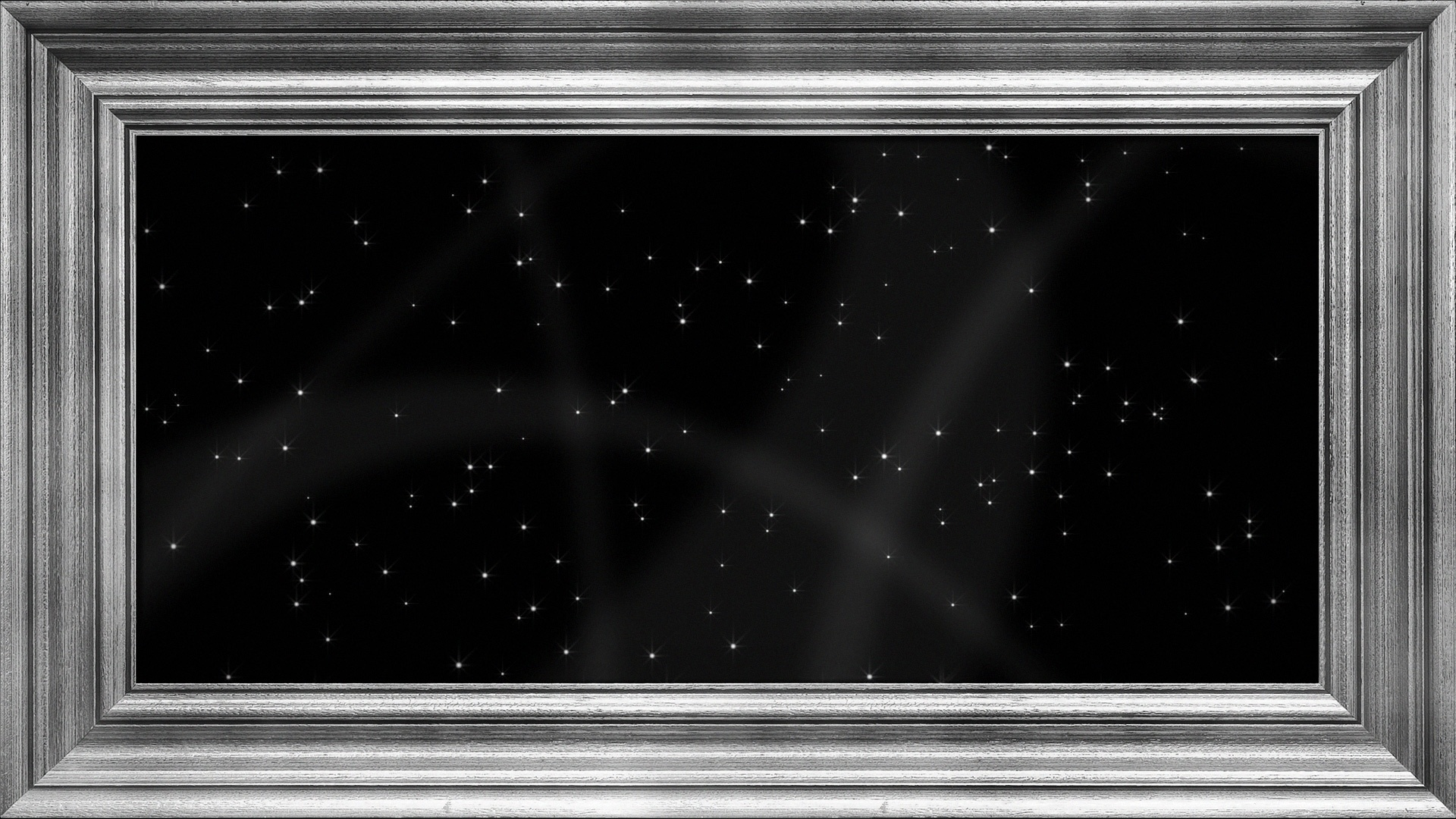 Picture frame text personalised animations to suit every silver plain frame with black background jeuxipadfo Gallery
