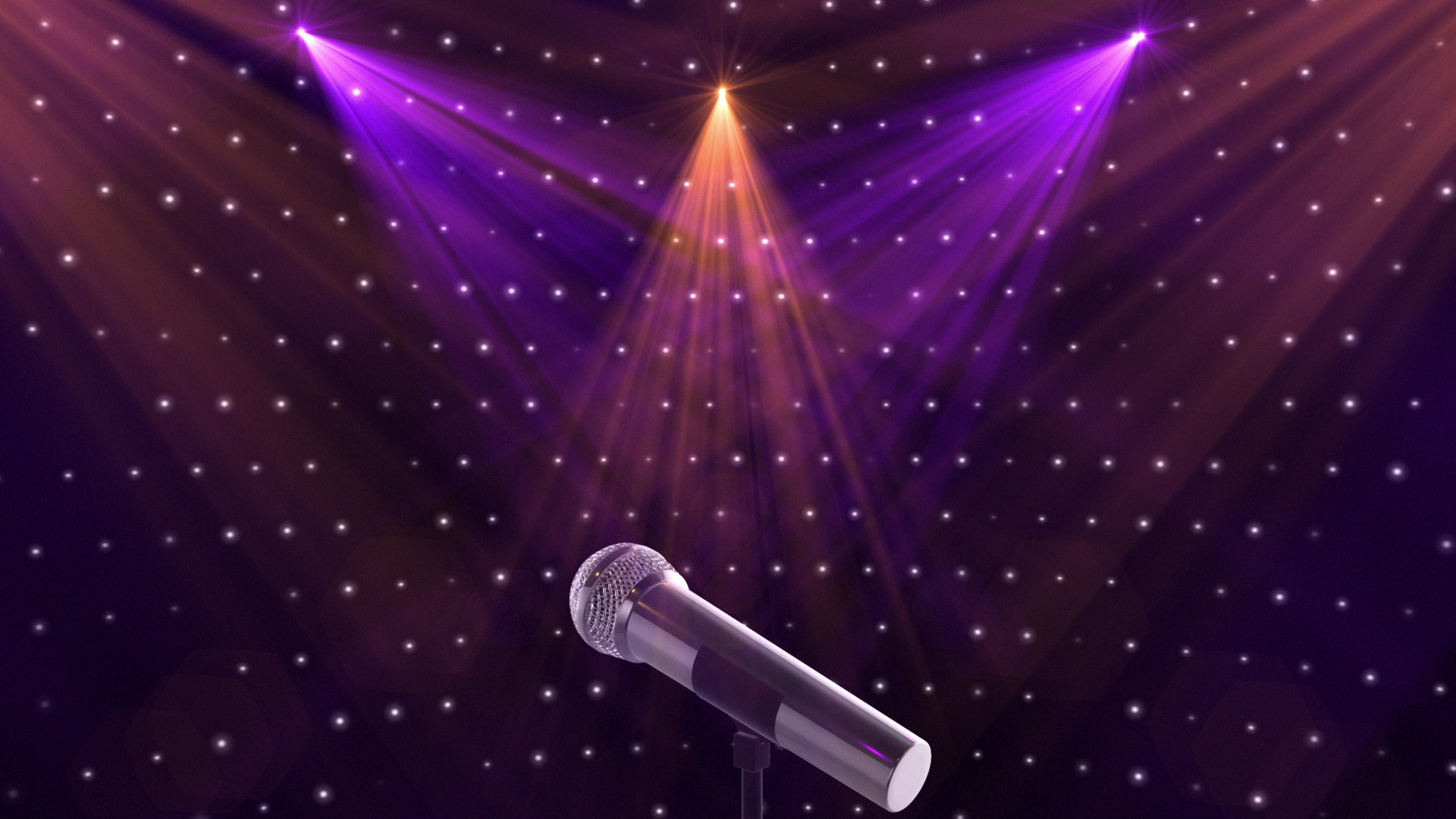 Karaoke Mic Text | Personalised animations to suit every ...