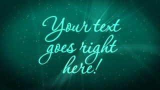 Elegant Text