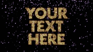 Sequin Text