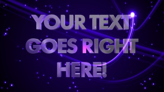 Nightclub Text