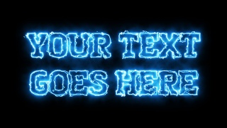 Electric Text
