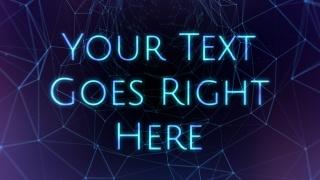 Network Node Text