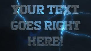 Lightning Text