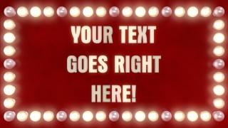 Showbiz Text