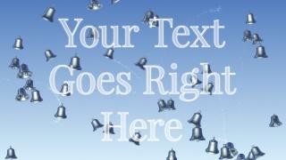 Wedding Bell Text